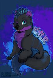 Updated Cutie (Kyle) by zhivagooo
