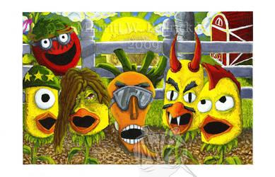 Radioactive Chickenheads by MErritt4