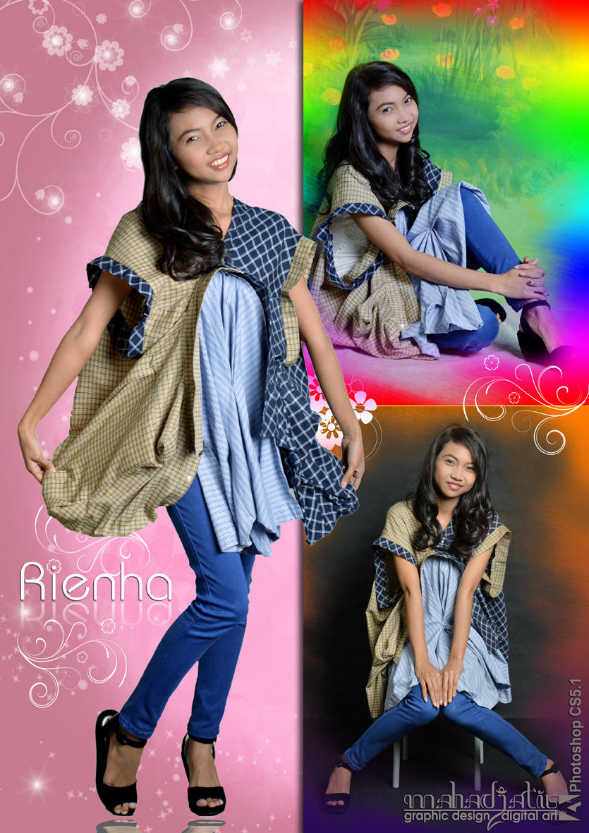 Photo Edit : Rina by Mahadjatis
