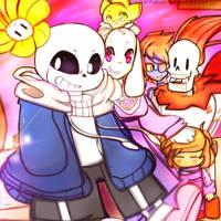 Undertale ! by IkiYukikaze