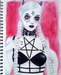 Alternative Beauty by MabilaBudgie
