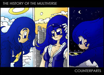 History of the Multiverse XXVII by JDC-Comics-Online