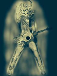 Harbinger of metal by rahul808
