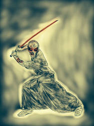 Rogue Jedi by rahul808