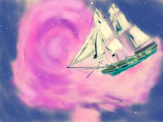 Cosmic Voyage by rahul808