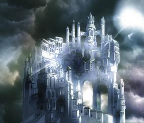 White castle by momovaladez