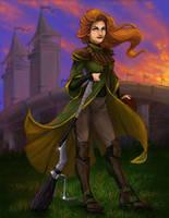 Holyhead Ginny by B-Dub33