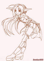 Elf by jesschan