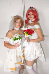 Love Live Bride cosplay by HidekiPhotogallery