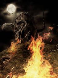 In Flames by Lokiev