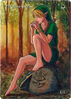 Fyndhorn elves: Link by 00-PavoRandom-00
