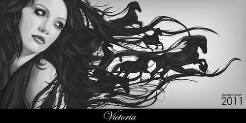 victoria by juanpipaw