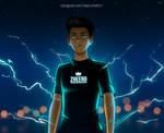 lightning by ZheeroII