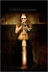 Blow Gun by wickedoubt