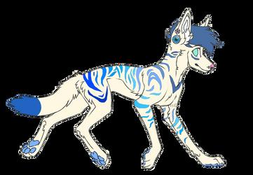 Doggo CLOSED by neonwolf6778