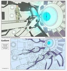 Overmind chamber concepts by NikolayAsparuhov