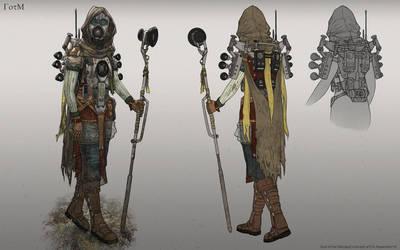 God of the Mixtape concept by NikolayAsparuhov