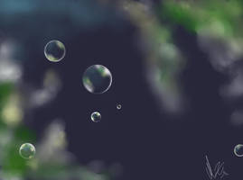 +Bubbles+ by dithoricki