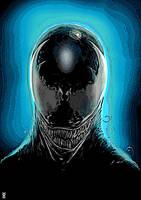 venom retouched by hellspawn1001
