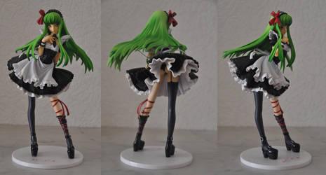 Figurine - C.C. by Yukinoo