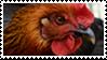 Chicken Stamp by Aliuh