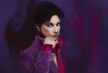 Prince Tribute by TrueInstinct