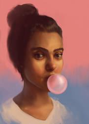 Bubble Gum by TrueInstinct
