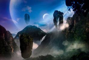 Planet 4 by JRQVIST