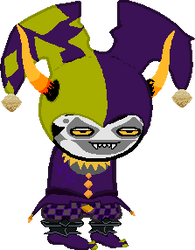 Homestuck - Gamzee Outfit (#1) by N1ght1ng4L3