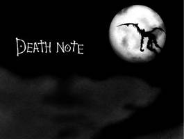 death note by The-dolphins-cry