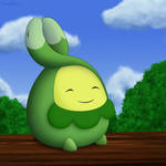 Budew by EbonyShroud