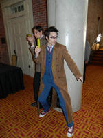 Doctor Who Zenkaikon 2013 by bumac