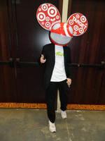 Target Mousehead Zenkaikon 2013 by bumac