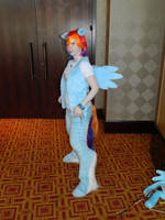 Rainbow Dash Zenkaikon 2013 by bumac