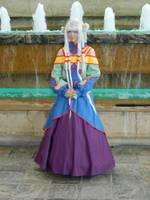 Empress Tianzi Otakon 2013 by bumac