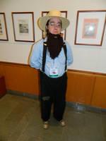 Amish Setsucon 2014 by bumac