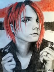 Gerard Way by SavanasArt