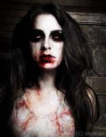 Vampire Tears by SavanasArt