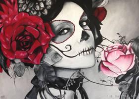 Muerte by SavanasArt