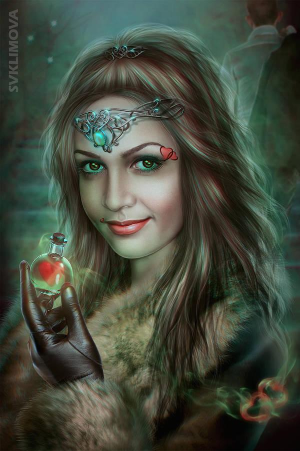 Thief of hearts by SvetlanaKLimova