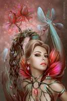 Inviting Flower by SvetlanaKLimova