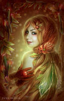 The Forest Charmer by SvetlanaKLimova