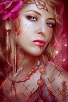 Self-Portrait by SvetlanaKLimova