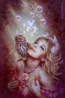 The mind or feeling? by SvetlanaKLimova
