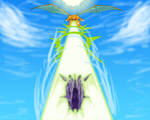 Charizard's Solar beam :D by betolycan