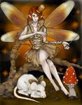 Queen Mab 1 by RomanticFae