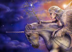 Aurora the bringer of the Dawn by RomanticFae
