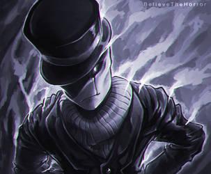 Gangster Gaster by BelieveTheHorror