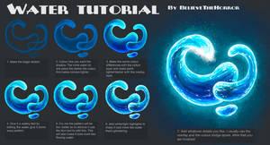 Water Tutorial by BelieveTheHorror