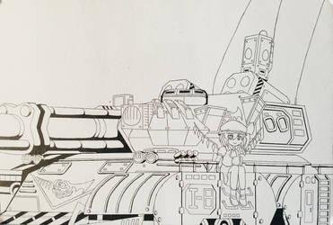 Flandre and Blackbear by Major-11